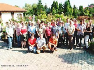 Bund deutscher Baumschulen (B D B) e.V. Landesverband Sachsen